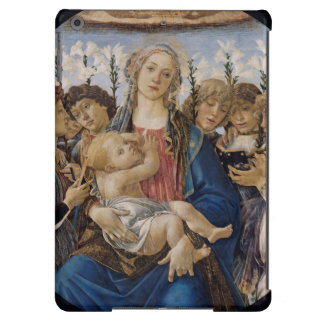 Mary with Child and Singing Angels by Botticelli Case For iPad Air