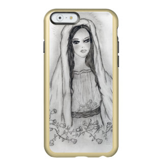 Mary with Roses Incipio Feather® Shine iPhone 6 Case