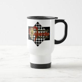 Maryborough Monarchs Chess Club Travel Mug