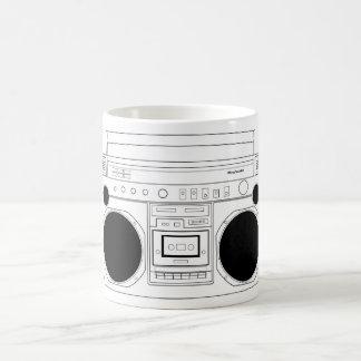 maryjanesgirl Boombox mug