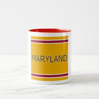 Maryland 11 oz Two-Tone Mug