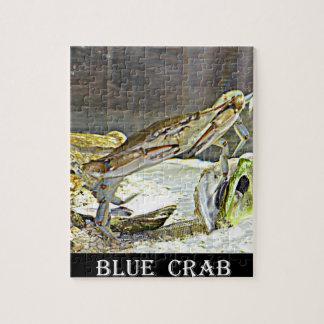 Maryland Blue Crab Jigsaw Puzzle