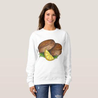 Maryland Crab Cake Crabcake Foodie Sweatshirt