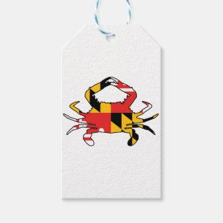 Maryland Crab Gift Tags