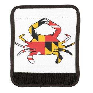 Maryland Crab Luggage Handle Wrap