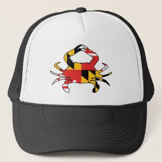 Maryland Crab Trucker Hat