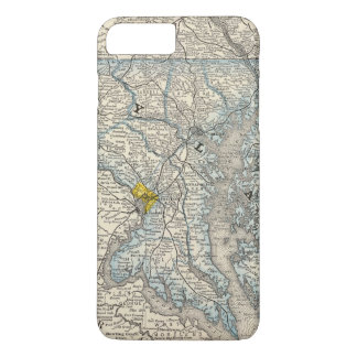 Maryland, DC, and Delaware iPhone 7 Plus Case
