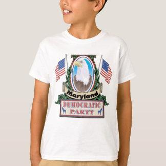 Maryland Democrat Party T-shirts