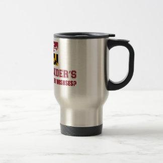 maryland design travel mug