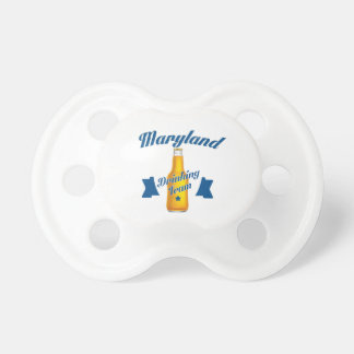 Maryland Drinking team Pacifier
