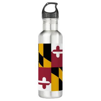 Maryland Flag 710 Ml Water Bottle