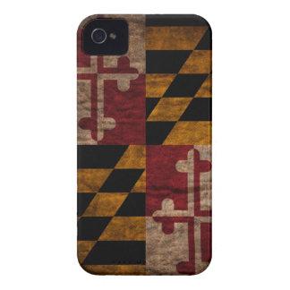 Maryland Flag Case-Mate iPhone 4 Case