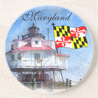 Maryland Flag Coaster