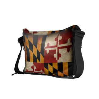 Maryland Flag Commuter Bag