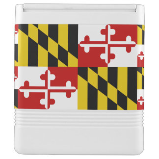 Maryland Flag Cooler