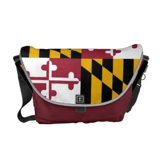 Maryland Flag Courier Bag