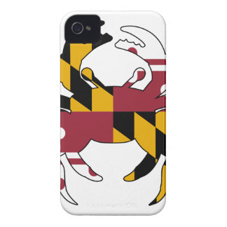 Maryland Flag Crab Case-Mate iPhone 4 Case