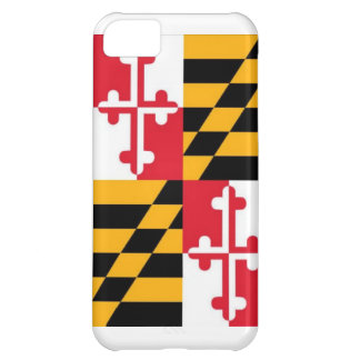 Maryland Flag iPhone 5C Case