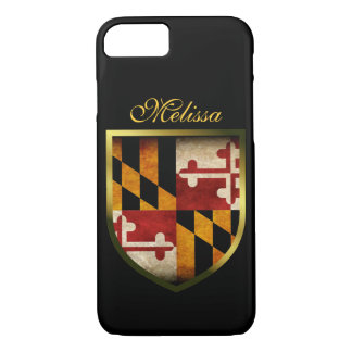 Maryland Flag iPhone 8/7 Case