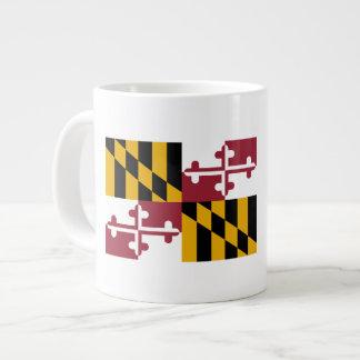 Maryland Flag Large Coffee Mug