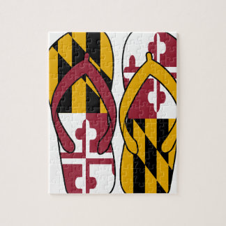 Maryland Flip Flops Puzzles
