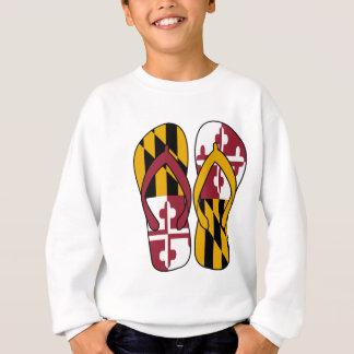 Maryland Flip Flops Sweatshirt