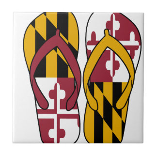 Maryland Flip Flops Tile