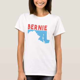 Maryland for Bernie Sanders Tee