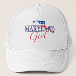 Maryland Girl Hat