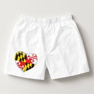 Maryland Heart Boxers