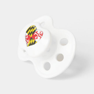 Maryland Heart Pacifier