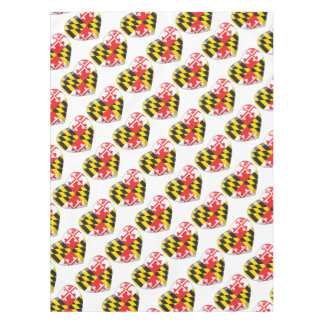 Maryland Heart Tablecloth