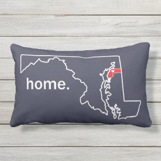 Maryland Home County pillow - Kent co.