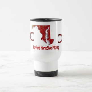 Maryland Horseshoes Mug