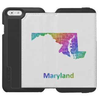 Maryland Incipio Watson™ iPhone 6 Wallet Case