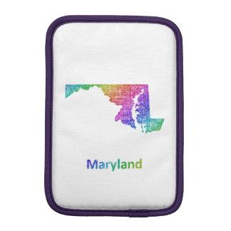 Maryland iPad Mini Sleeve
