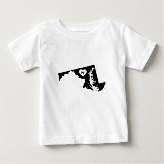 Maryland Love Baby T-Shirt