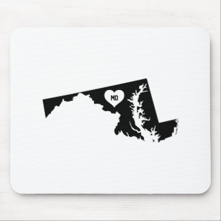 Maryland Love Mouse Pad