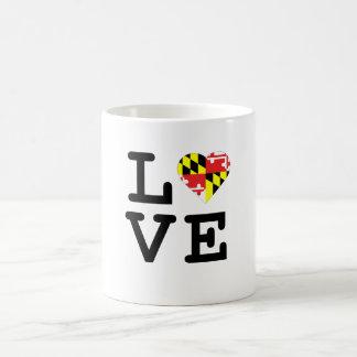 Maryland Love Mug
