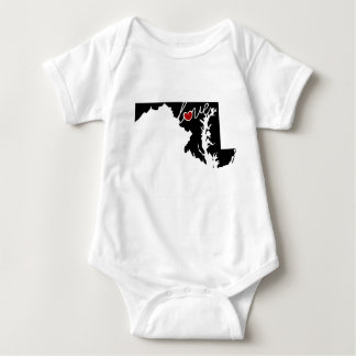 Maryland Love!  Shirts & More for MD Lovers