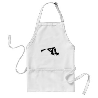 Maryland Love Standard Apron