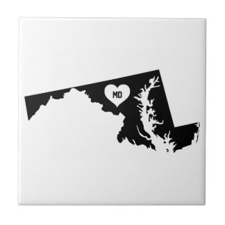 Maryland Love Tile