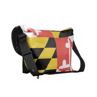 Maryland Messenger Bag