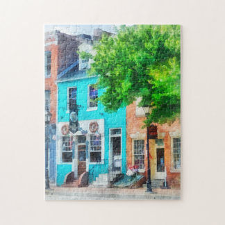 Maryland - Neighborhood Pub Fells Point MD Jigsaw Puzzle