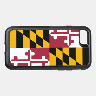 Maryland OtterBox Commuter iPhone 8/7 Case
