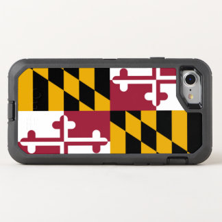 Maryland OtterBox Defender iPhone 8/7 Case