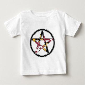 Maryland Pagan transparent Baby T-Shirt