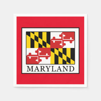 Maryland Paper Napkin