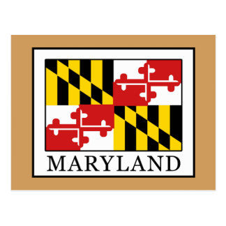 Maryland Postcard