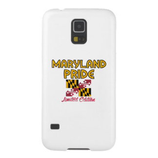 Maryland Pride DESIGNS Cases For Galaxy S5